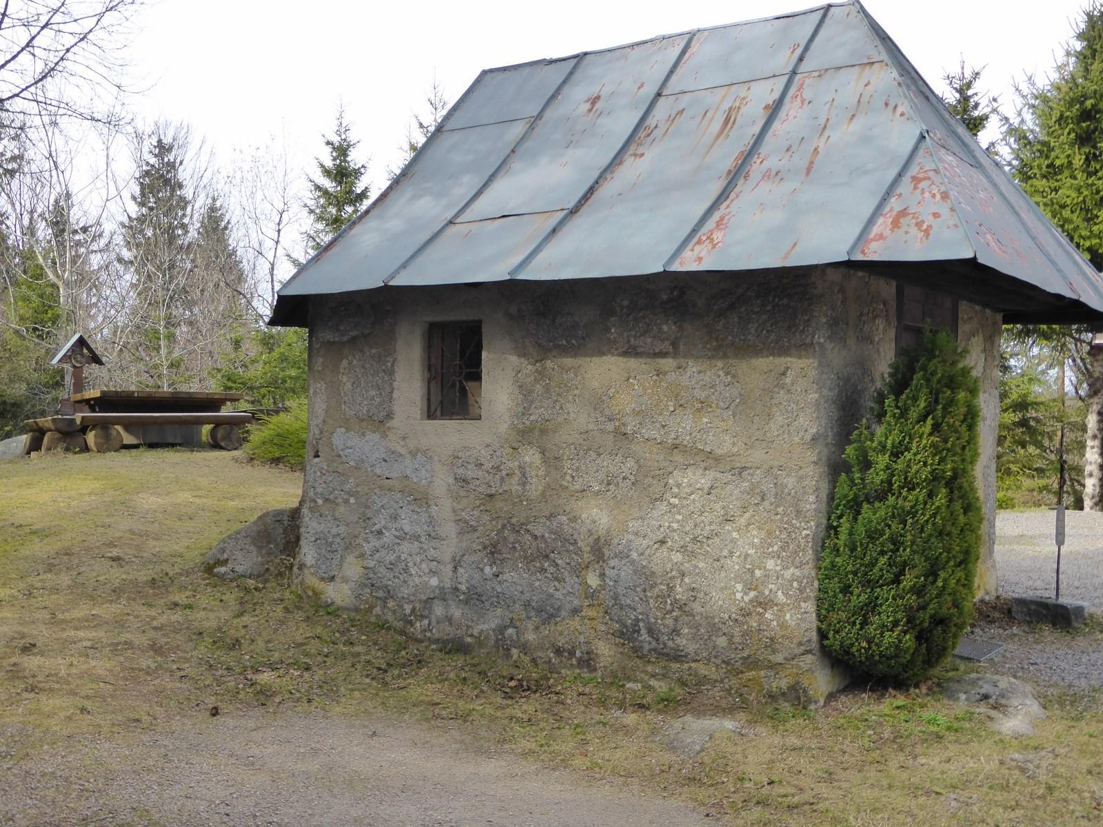Kapelle auf der Gugel © Hartmut Hermanns