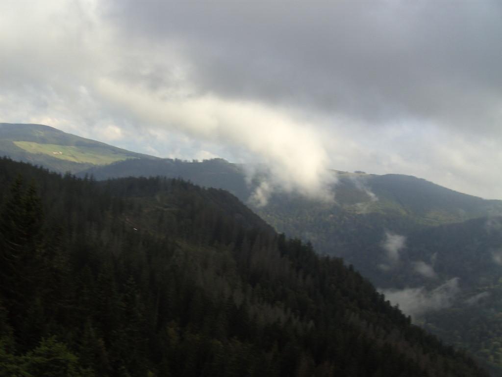 Wolken am Stübenwasen