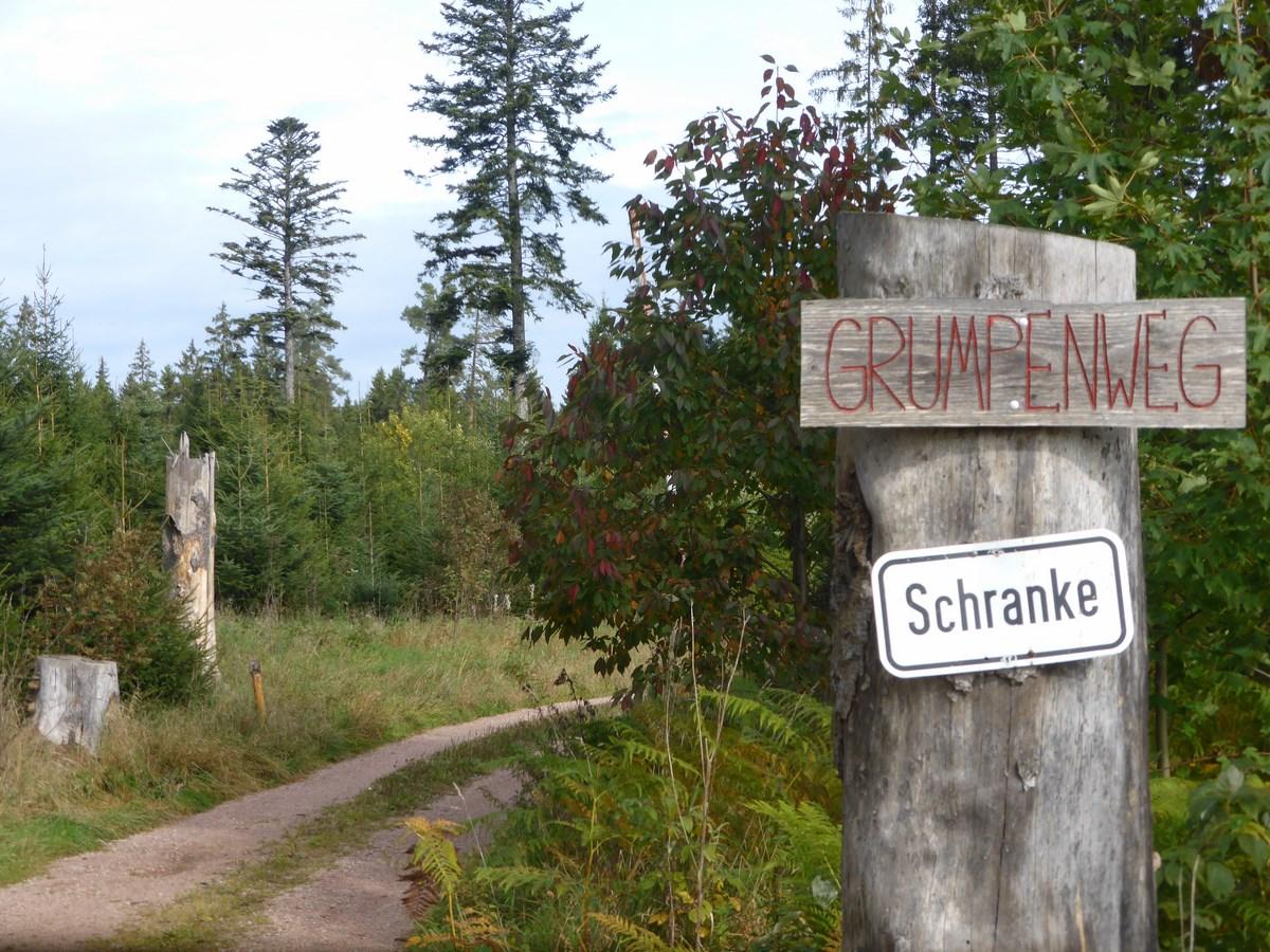 Grumpenweg © Hartmut Hermanns