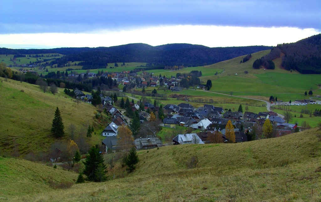 Bernau Dorf    © Hartmut Hermanns
