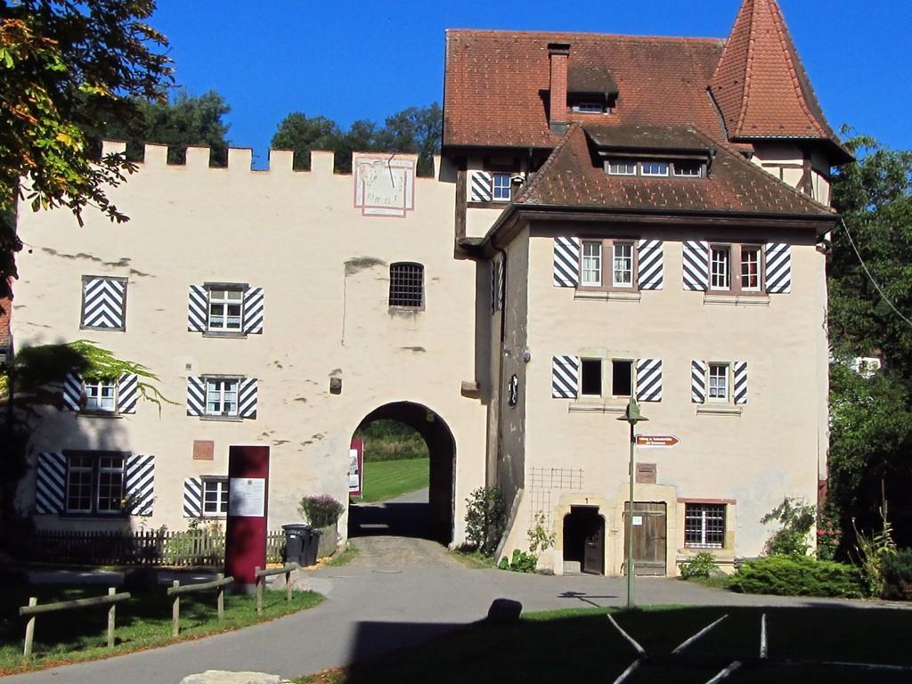 Schloss Beuggen, Torhaus  © Hartmut Hermanns