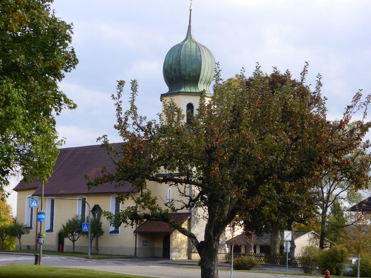 Kirche In Kappel © Hartmut Hermanns