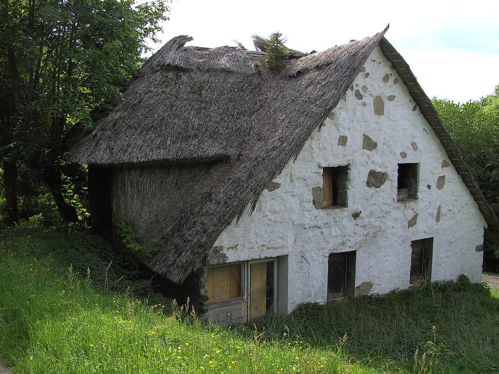 Verfallender Hotzenhof  in Hornberg    © Hartmut Hermanns