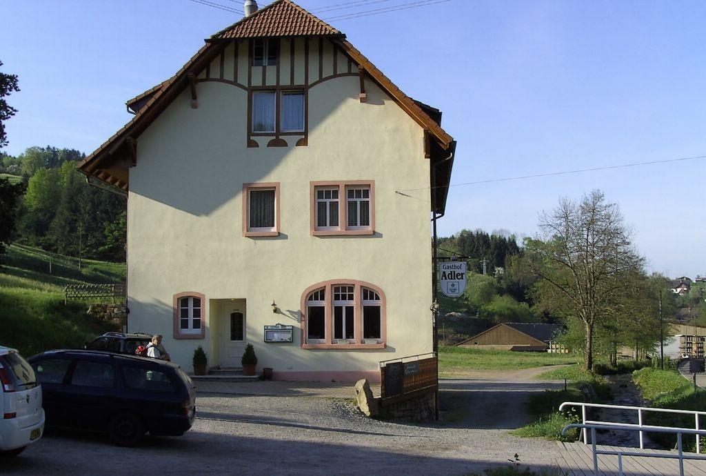 Gasthaus Adler in Nordrach    © Hartmut Hermanns