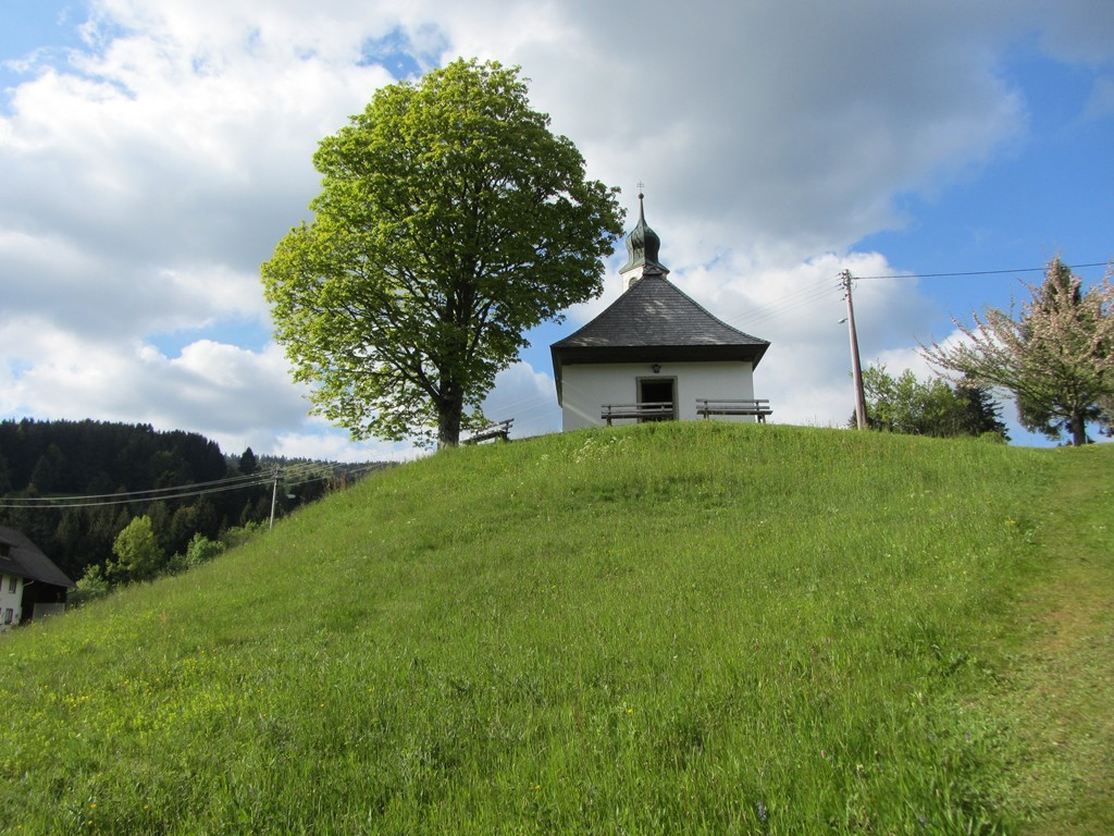 Kapelle in Strick © Hartmut Hermanns