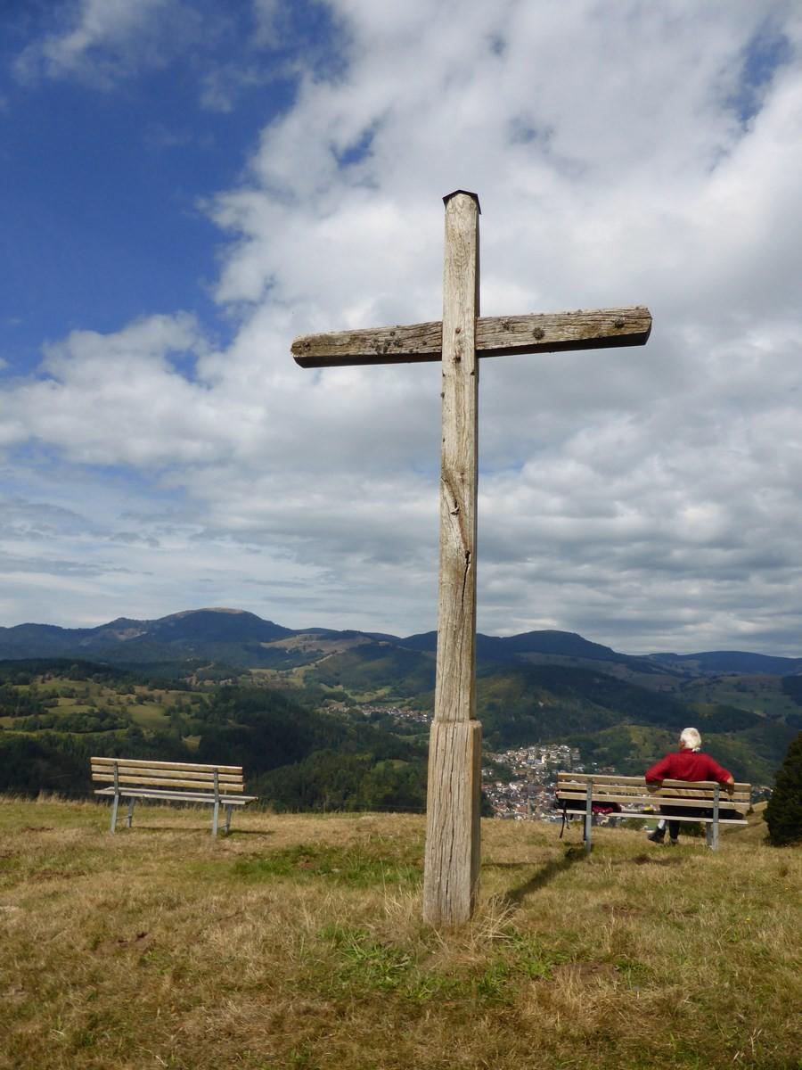 Holzer Kreuz   © Hartmut Hermanns
