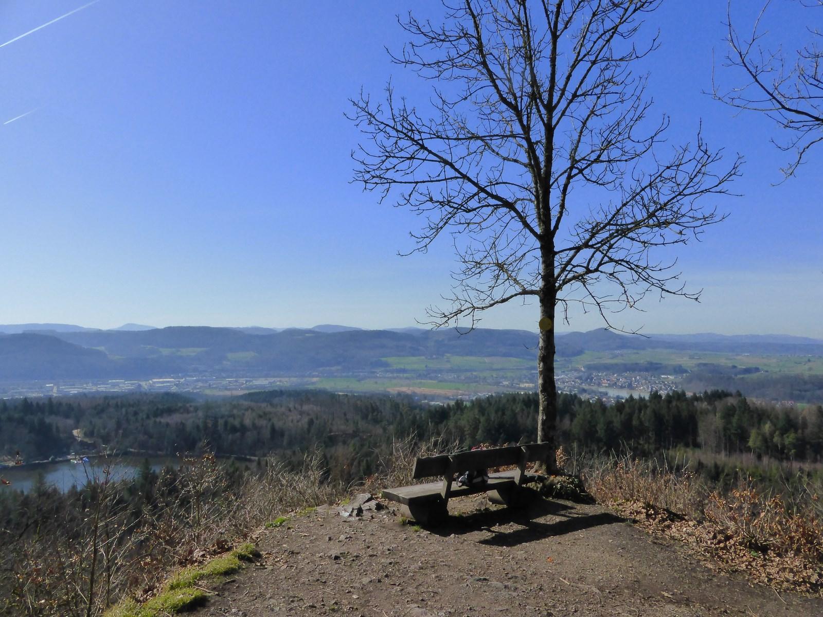 Blick vom Röthekopf nach S © Hartmut Hermanns