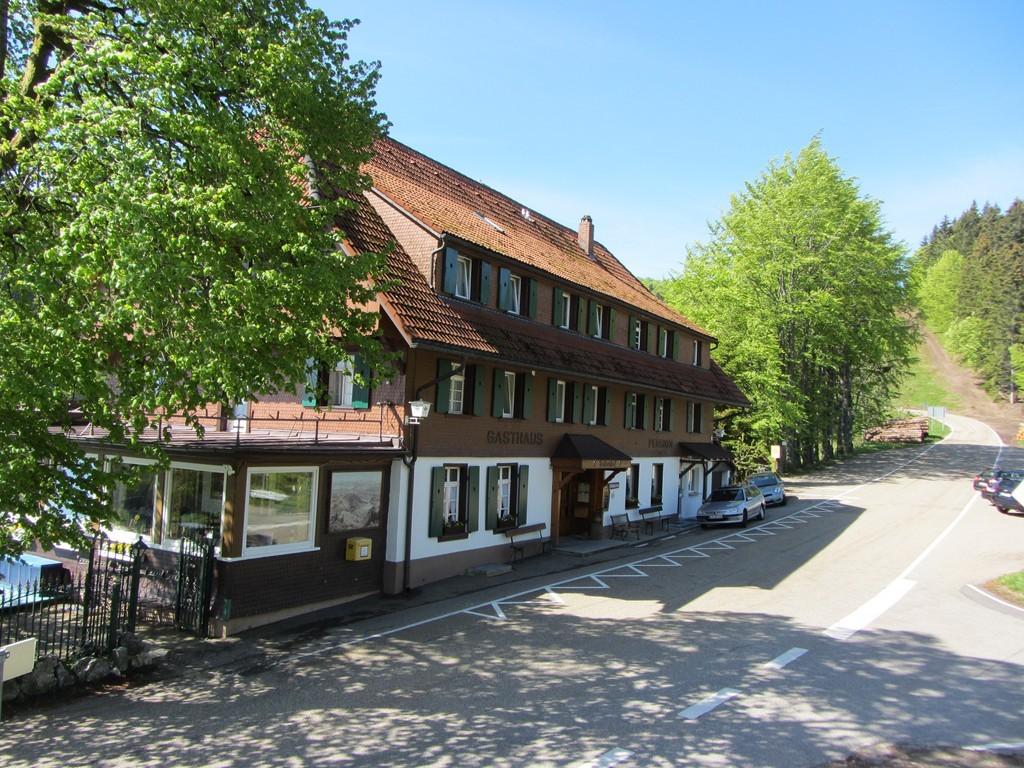 Startpunkt Haldenhof  © Hartmut Hermanns