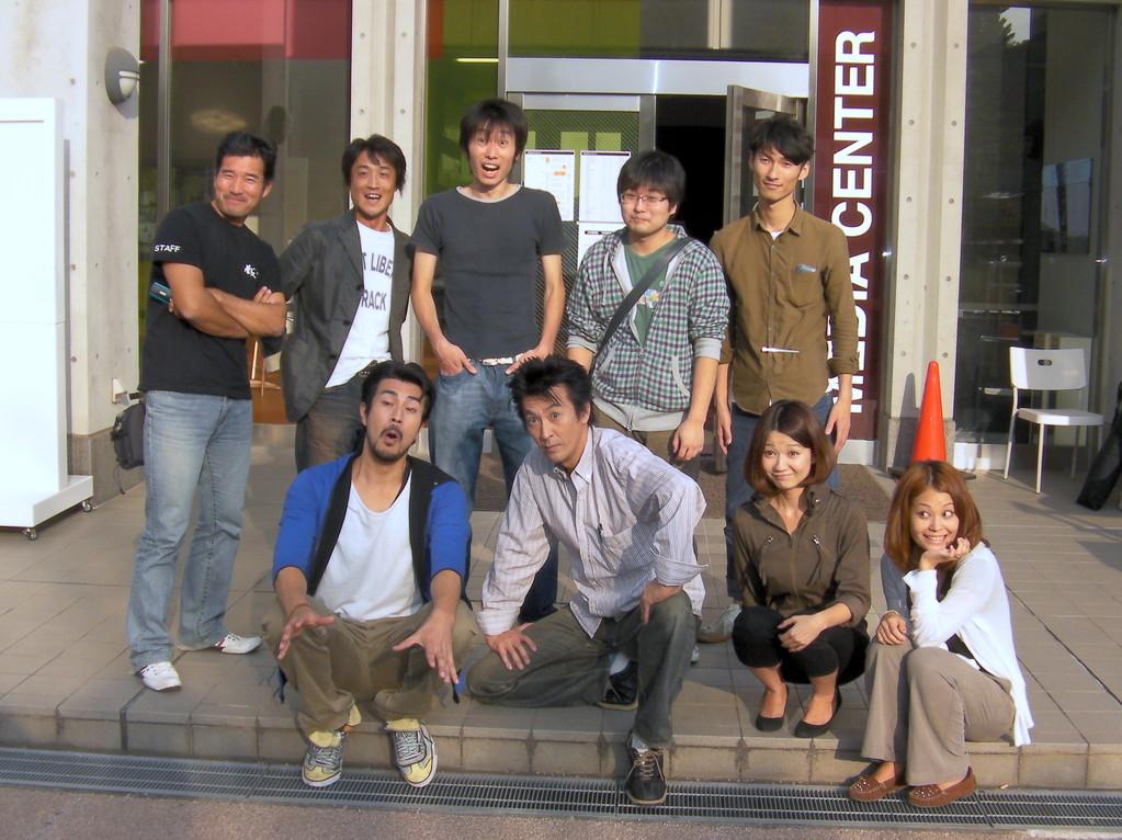 2010年10月16日 多摩美大 メディアセンター