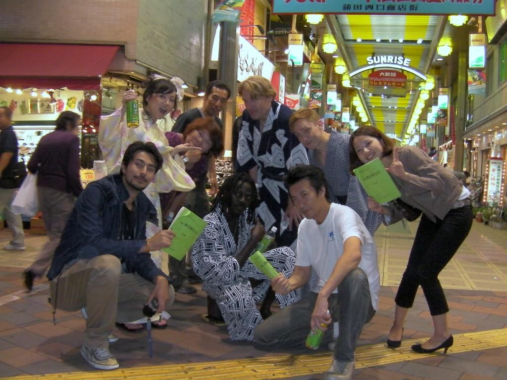 2010年10月11日 蒲田西口商店街