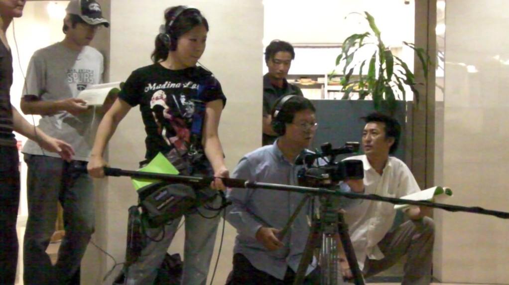 2010年9月17日 京急蒲田駅ホーム