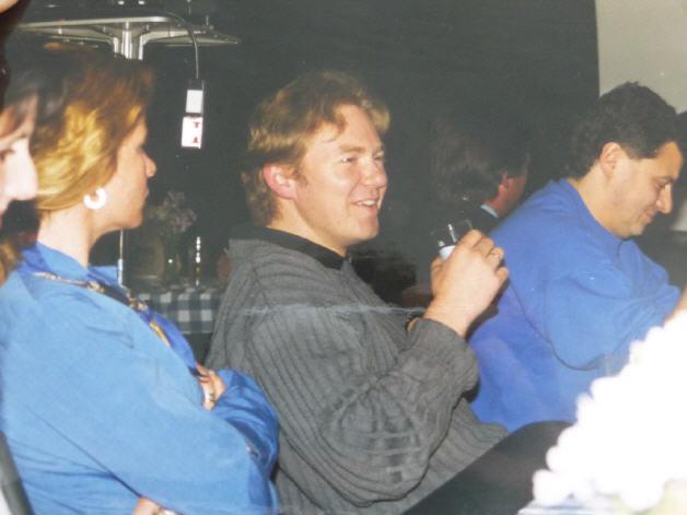 Dr. Eckehard Klaus mit Gemahlin