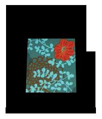 2009. EIn Bag-in-Bag Handtaschenkonzept. Das Logo enthält das Innenmuster der aktuellen Kollektion. Sozusagen eine Logo-Kollektion-Konstruktion.