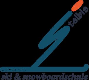 2010 entstand die Basis, des jetzt abgebildeten Logos. Die Skischule passt die Logofarben jedes Jahr den Skilehreranzügen an, wodurch jedes Jahr ein etwas neues Logo entsteht. Schön! Abbildung zeigt das Logo 2017/18.