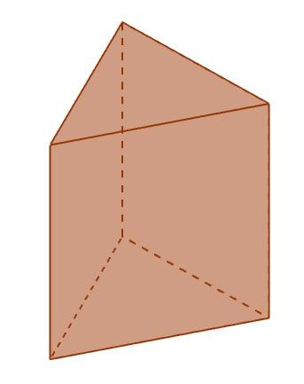 3D Darstellung eines Prismas