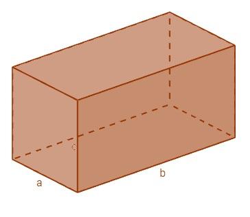 3D Darstellung eines Quaders