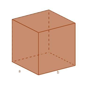 3D Darstellung eines Würfels
