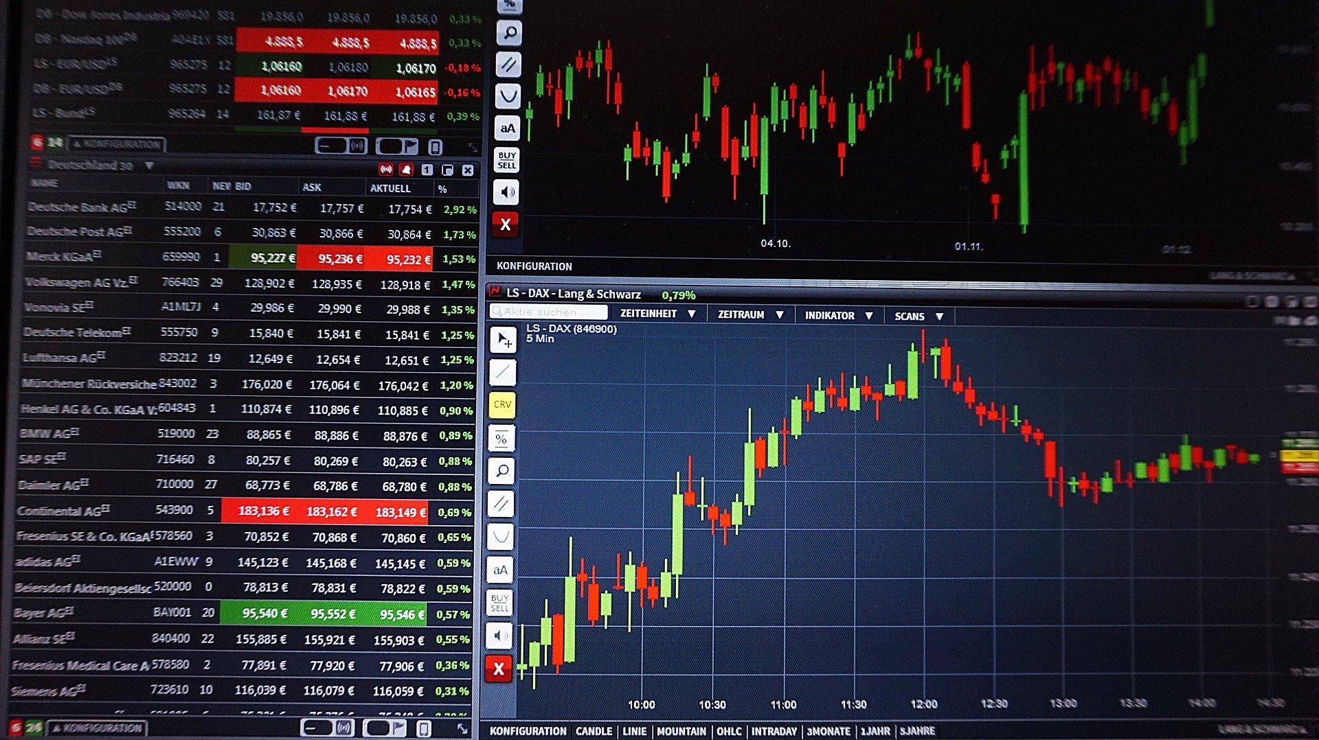 Aktien für Anfänger: Wie Studenten an der Börse starten können