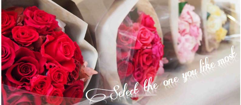 プリザーブドフラワー,花束,結婚式贈呈,両親贈呈/プロポーズ