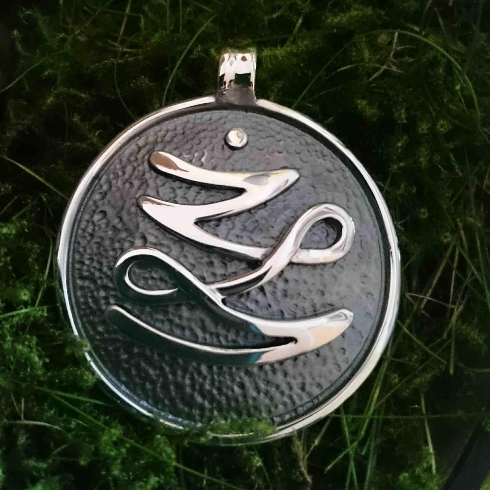 Silber oxidiert