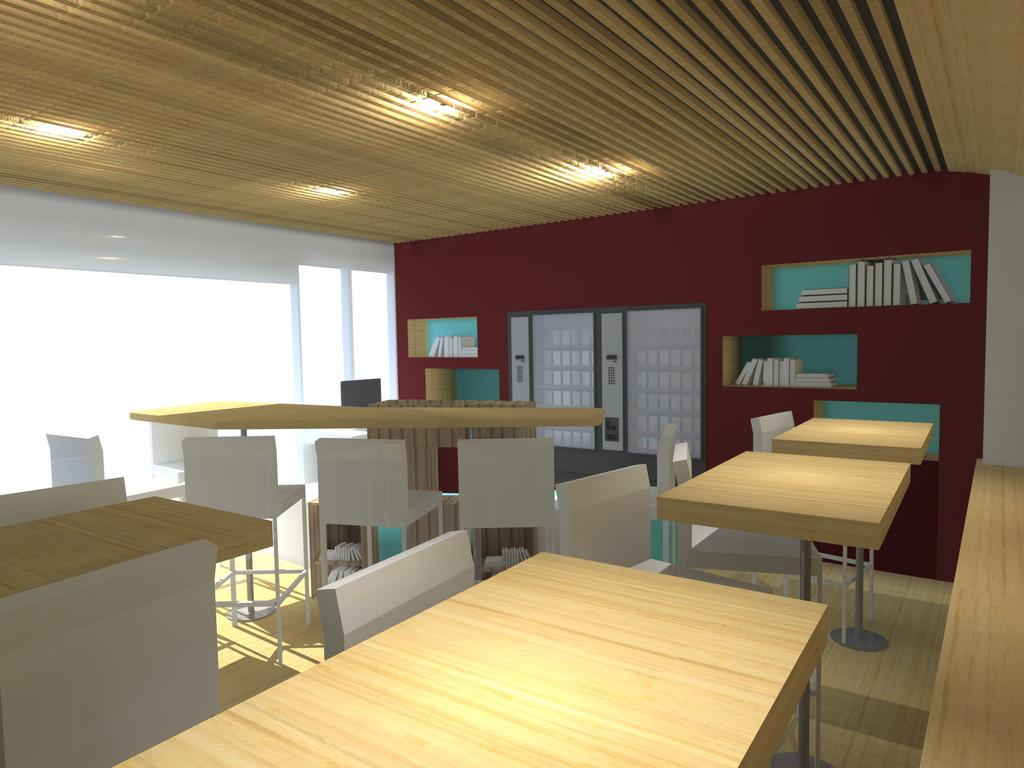 Amenagement des salles de repos des entrep ts logistiques for Amenagement salle de repos entreprise