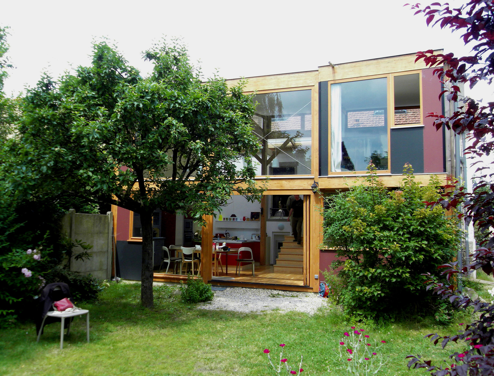 Extension à Pavillons-sous-bois