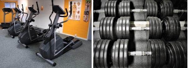 Solothurn Fitnesszentrum