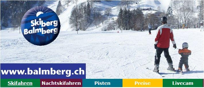 Skifahren Jura Grenchenberg und Balmberg auf Skiurlaubschweiz.ch