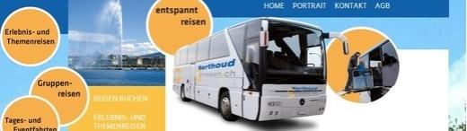 Bus mit Lift Region Mittelland