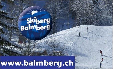 Wintersport Jura Balmberg Weissenstein Grenchenberg - Winterwandern oder gar Skifahren?