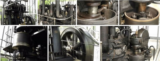 Altes Kraftwerk Emmenkanal besichtigen