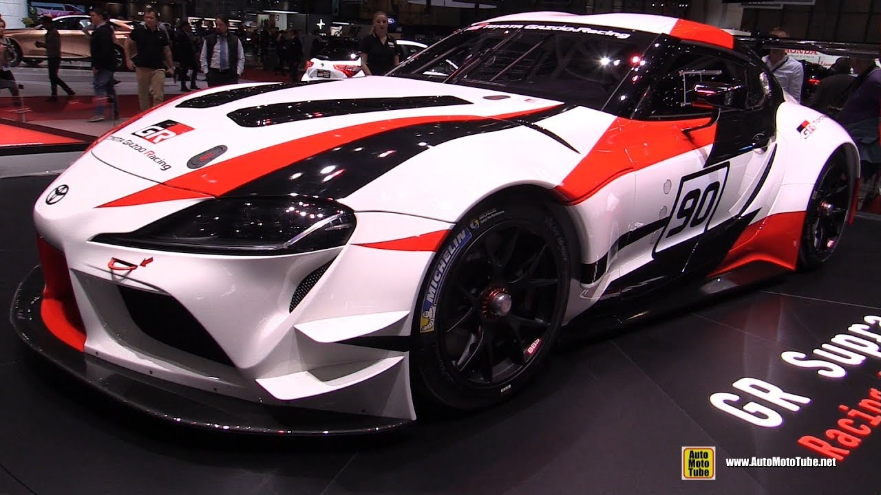 Toyota Supra A90 2019 Tcsts Webseite
