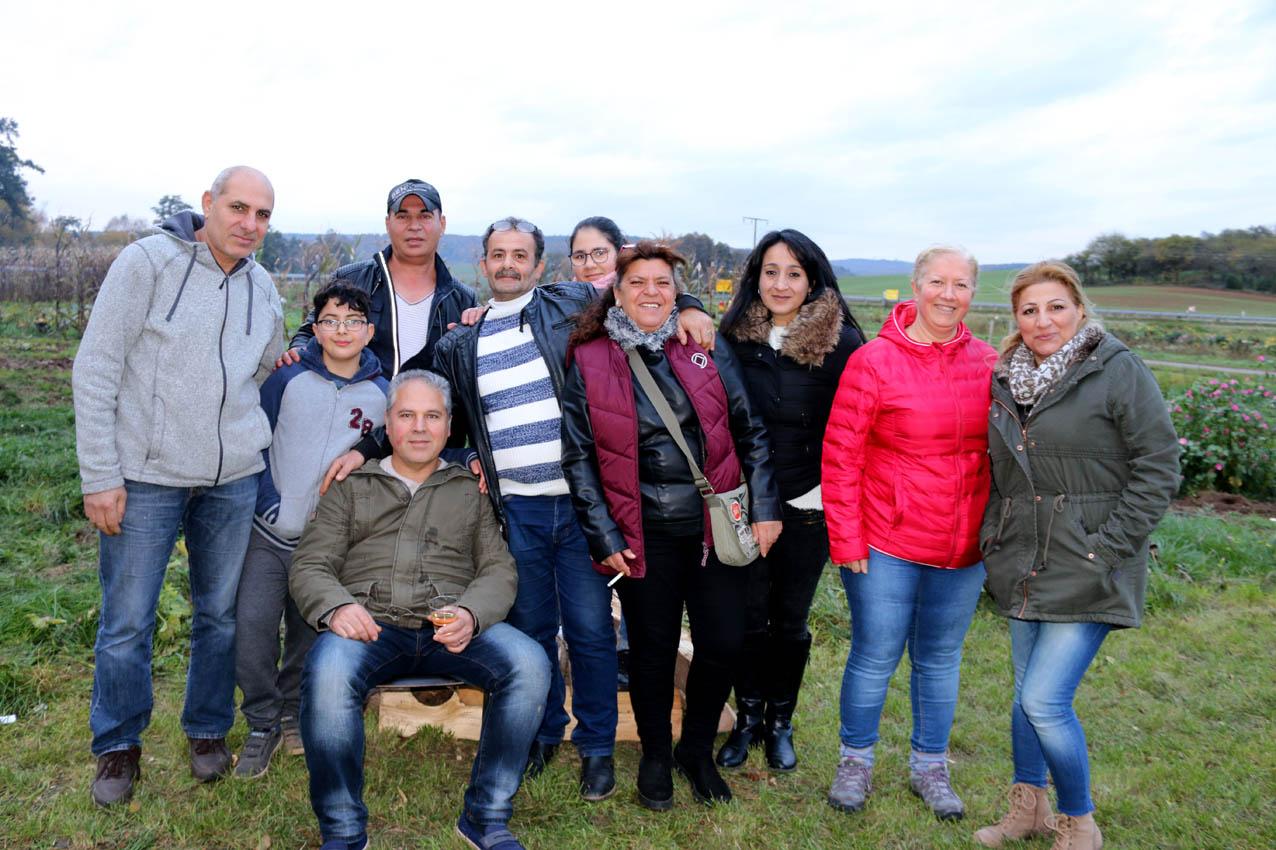 Gemeinsam machts Spaß