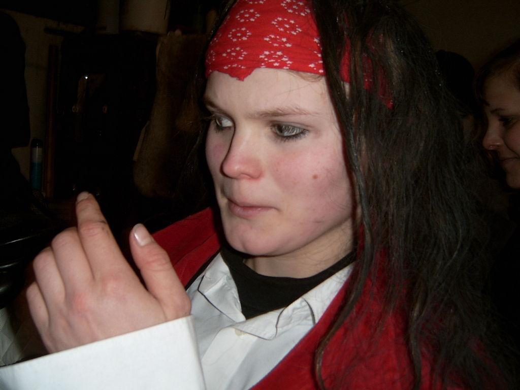 Franzi --> Jack Sparrow
