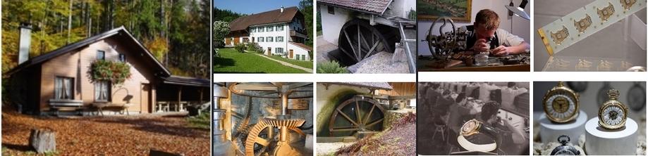 Uhrenmuseum Jura