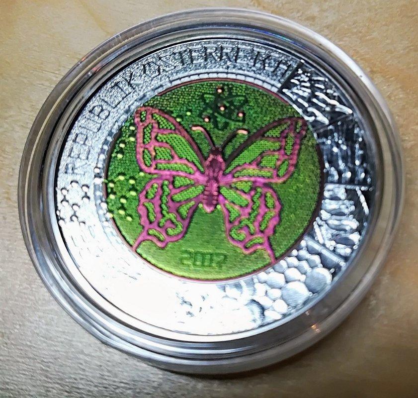 österreich Niob Münzen Edelmetalle Koitz