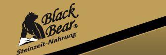Black Bear Steinzeitnahrung