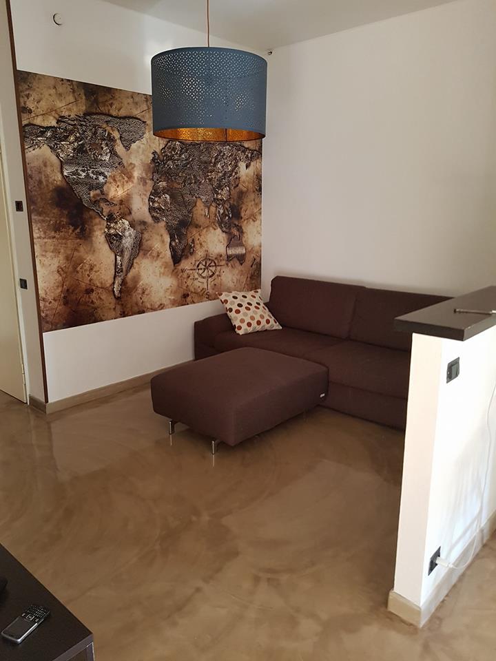 Appartamenti in resina benvenuti su resinedesign art for Appartamenti decor