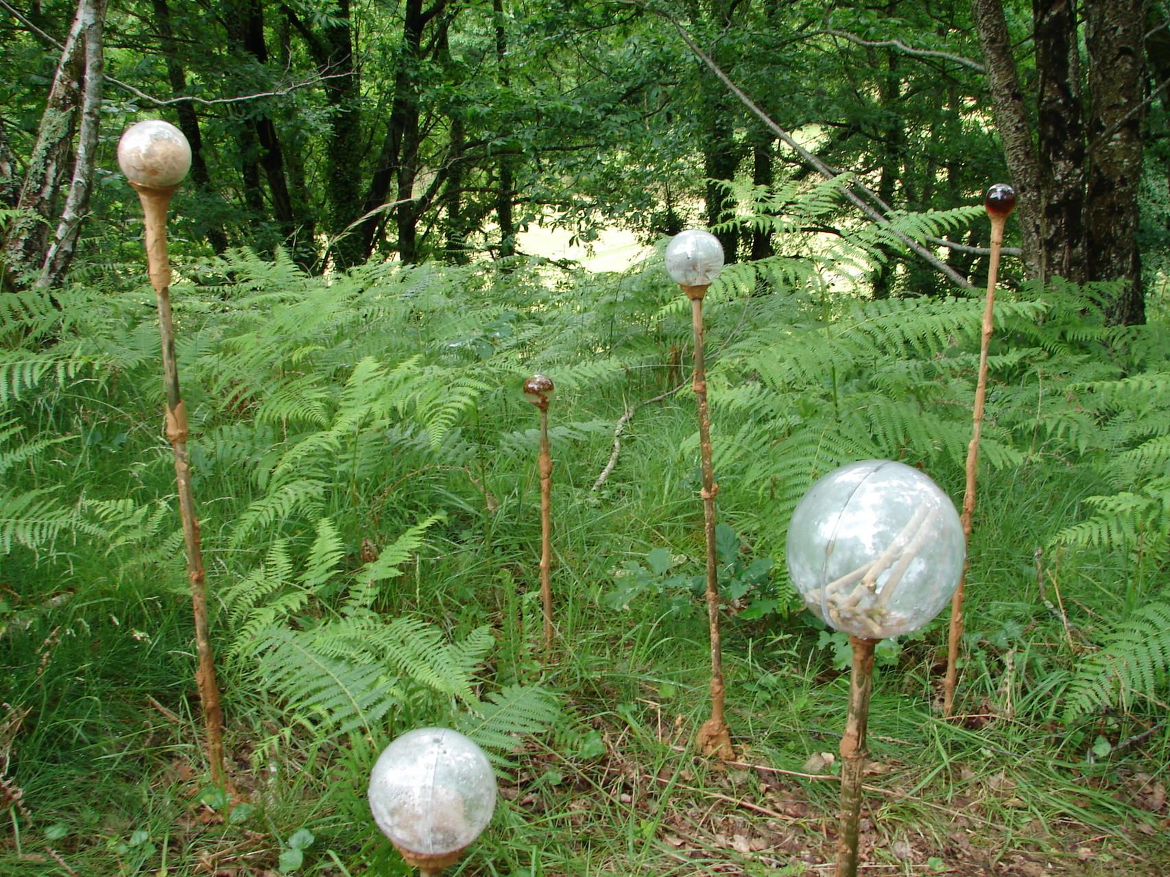 Les Sphères, 2012