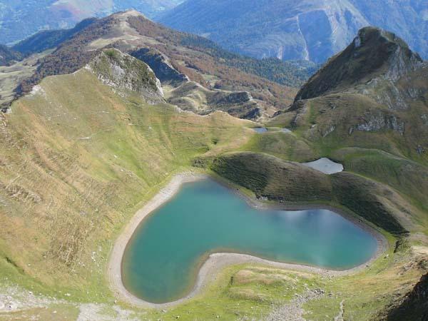 Le Lac du Montagnon d'Iseye