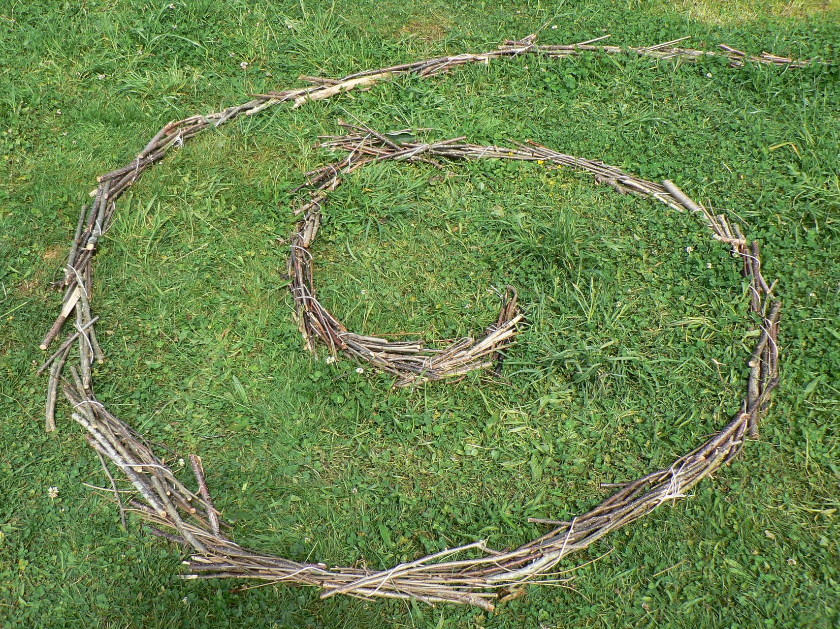 Spirale, détail , Linda Gordon, Phonies Bergères 2014