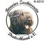 Bouvierzuchtverein Deutschland, Logo, Andreas Peters, Bouvierzucht, Bouvier,
