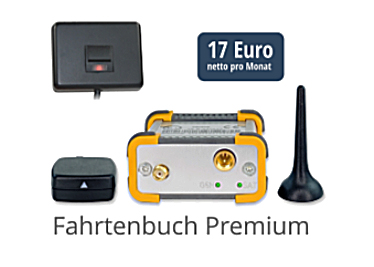 Elektronisches Fahrtenbuch Premium-Version