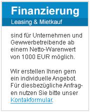 Leasing und Mietkauf