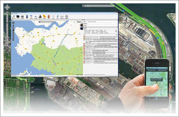 Zugang via Portalsoftware, Webportal sowie App möglich