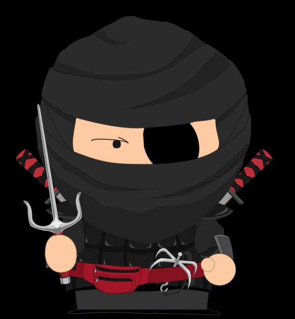 i like write code like a ninja for become a sensei