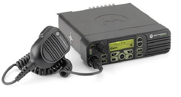Motorola DM3601 DMR con gps