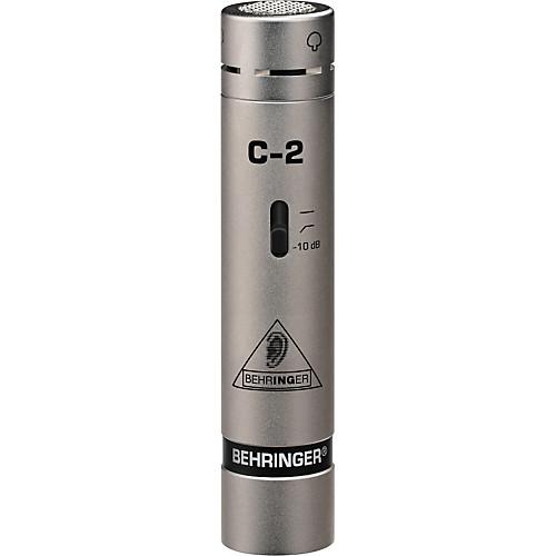 Micrófono condensador Bheringer C2