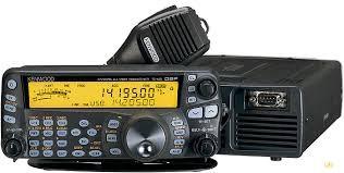 Kenwood 480 sat, 100w, acoplador integrado, HF+50 Mhz