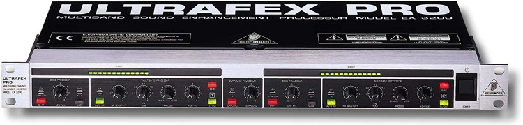 Bheringer ultrafex pro Ex3200 realzador de armonicos